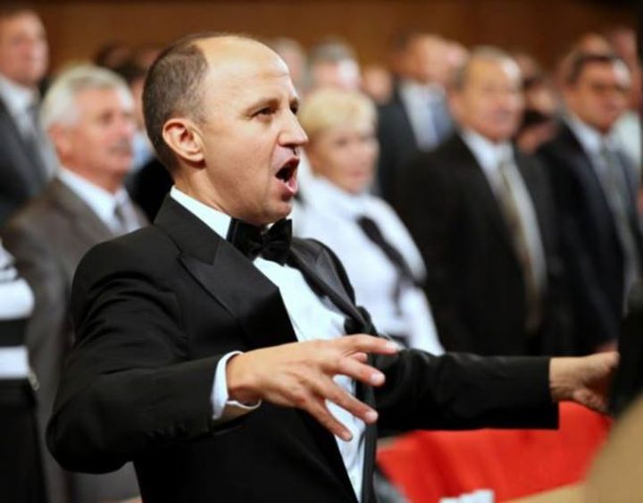 Crimean Chamber Choir Tour Dates