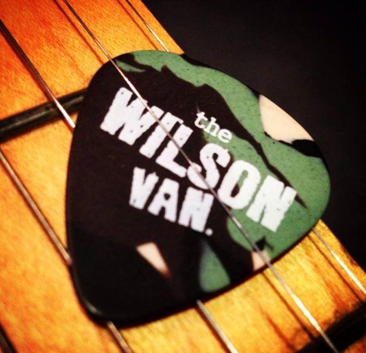 The Wilson Van Tour Dates