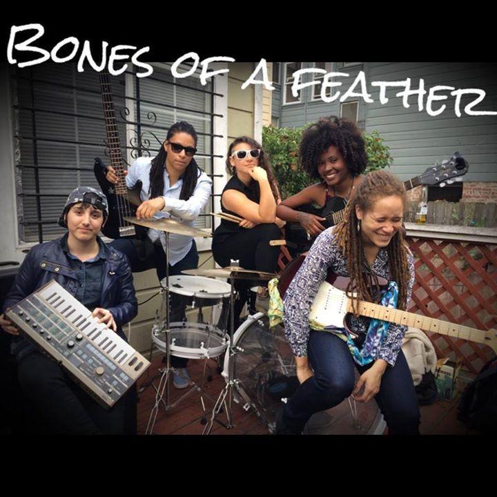 Bones of a Feather Tour Dates