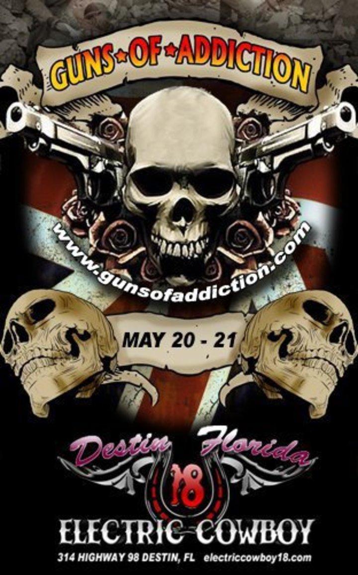 Guns of Addiction Tour Dates