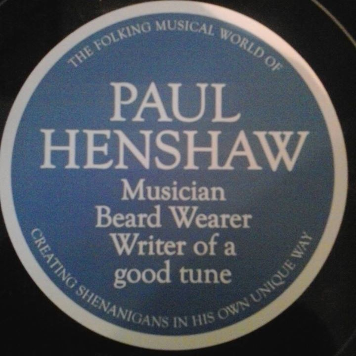 Paul Henshaw Music Tour Dates