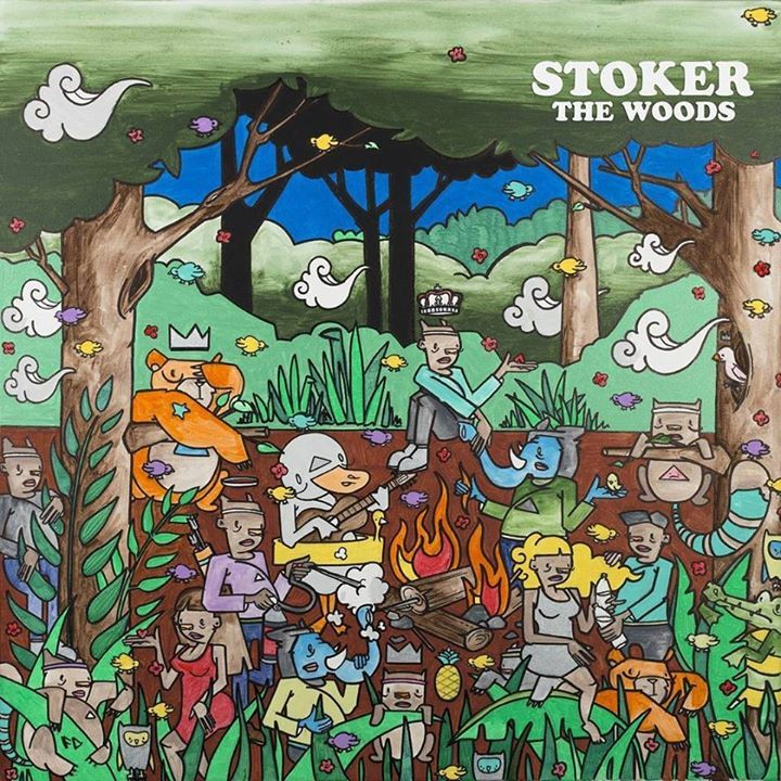 Stoker Tour Dates