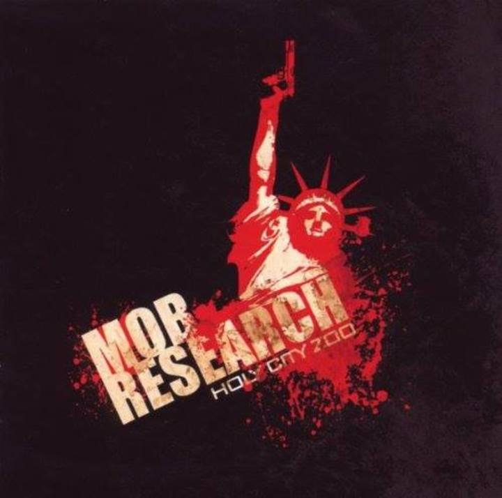 Mob Research Tour Dates