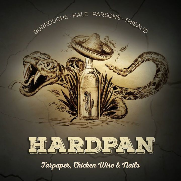 Hardpan Tour Dates