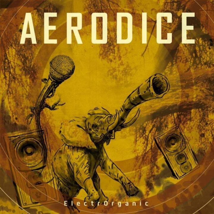 AERODICE Tour Dates