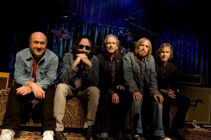 Mudcrutch Tour Dates
