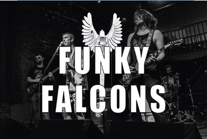 Reanu Keeves & The Funky Falcons Tour Dates