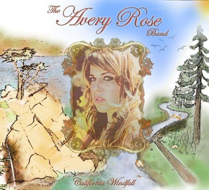The Avery Rose Band Tour Dates