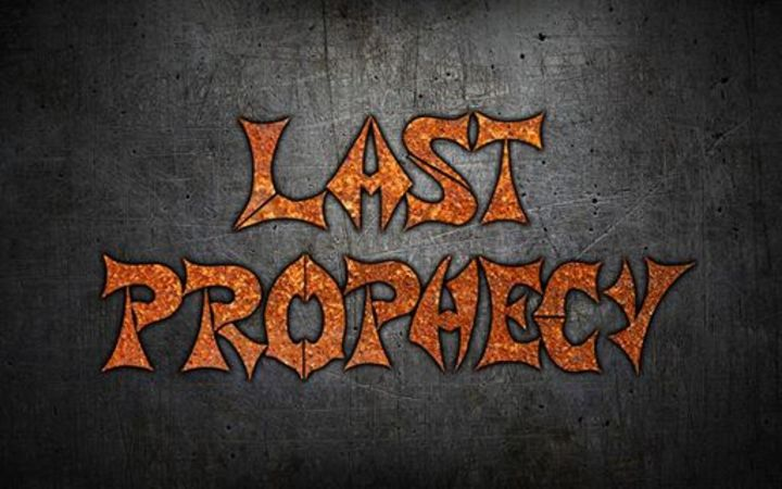 Last Prophecy Tour Dates