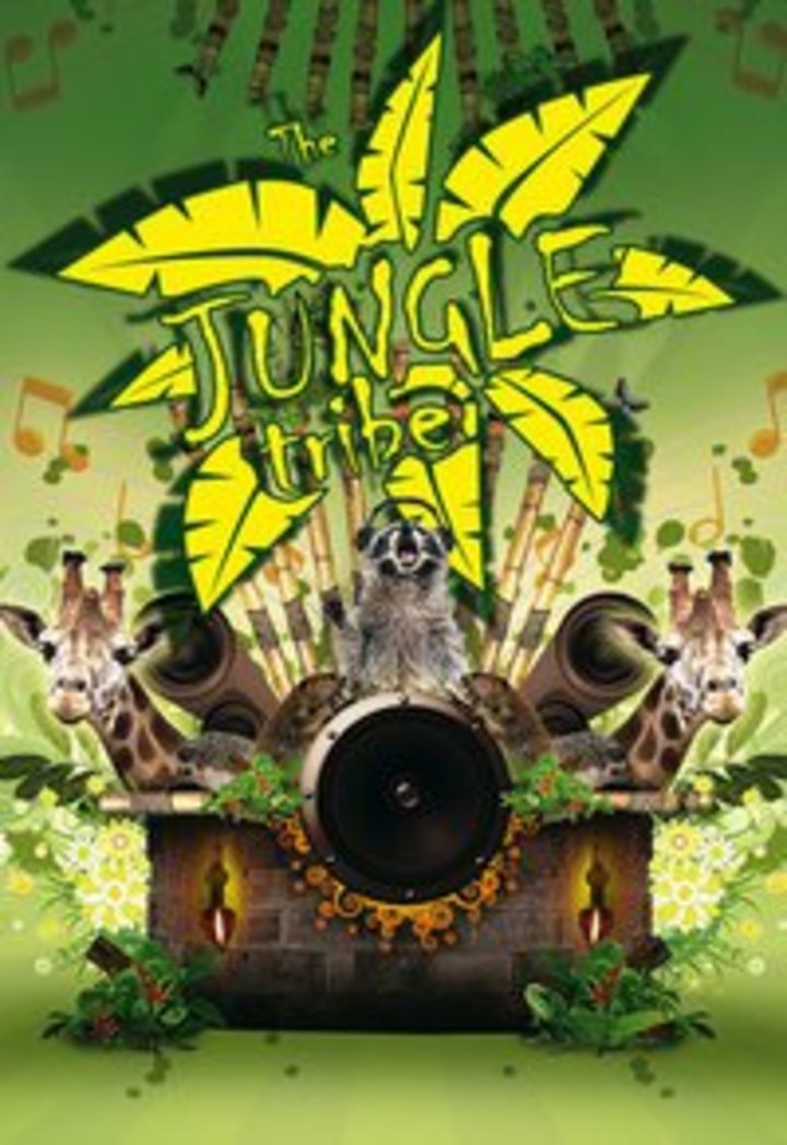 THE JUNGLE TRIBE Tour Dates