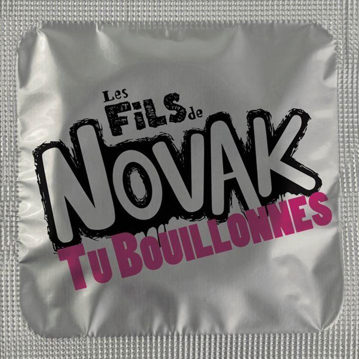 Les Fils de Novak Tour Dates