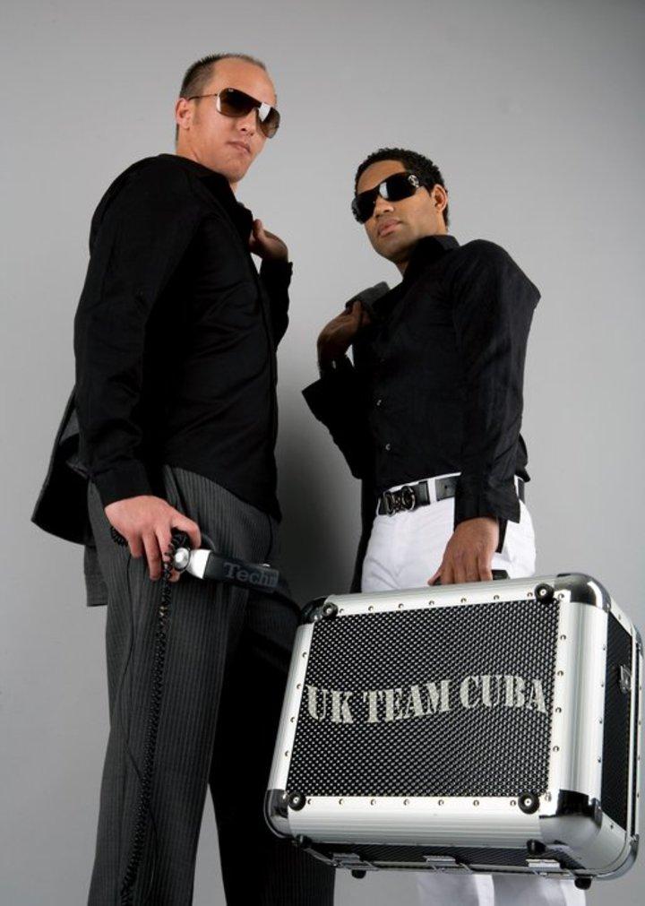 UK TEAM CUBA Tour Dates