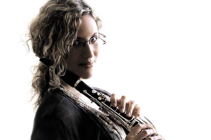 Shirley Brill - Clarinet Tour Dates