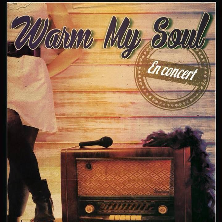 WARM MY SOUL Tour Dates