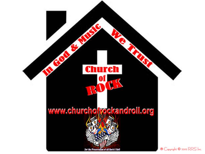 Church of Rock Tour Dates