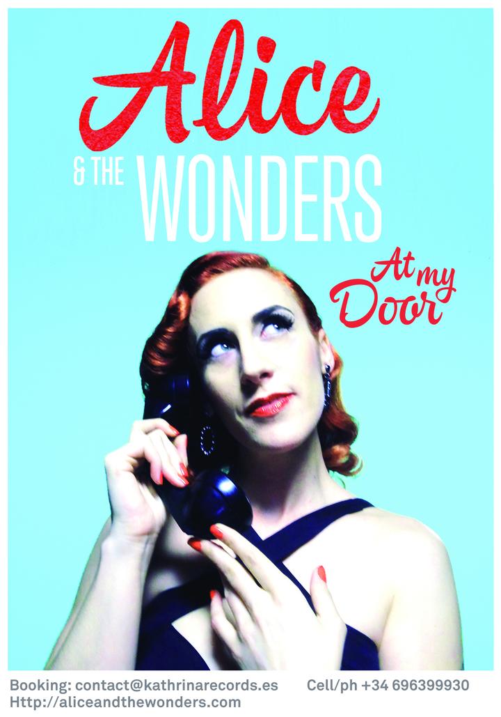 Alice & The Wonders @ La Capsa - El Prat De Llobregat, Spain