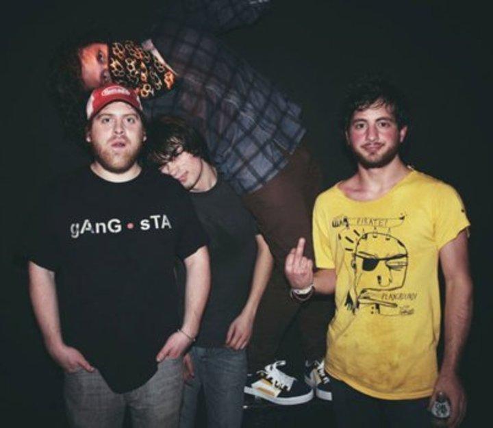 Drink Up Buttercup Tour Dates
