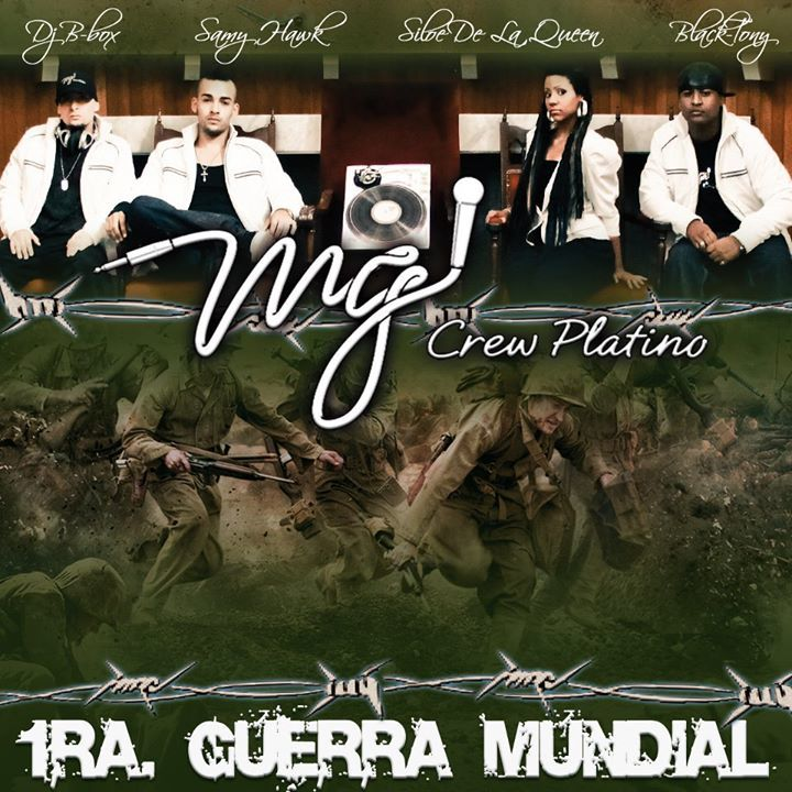 MG1 Crew Platino Tour Dates