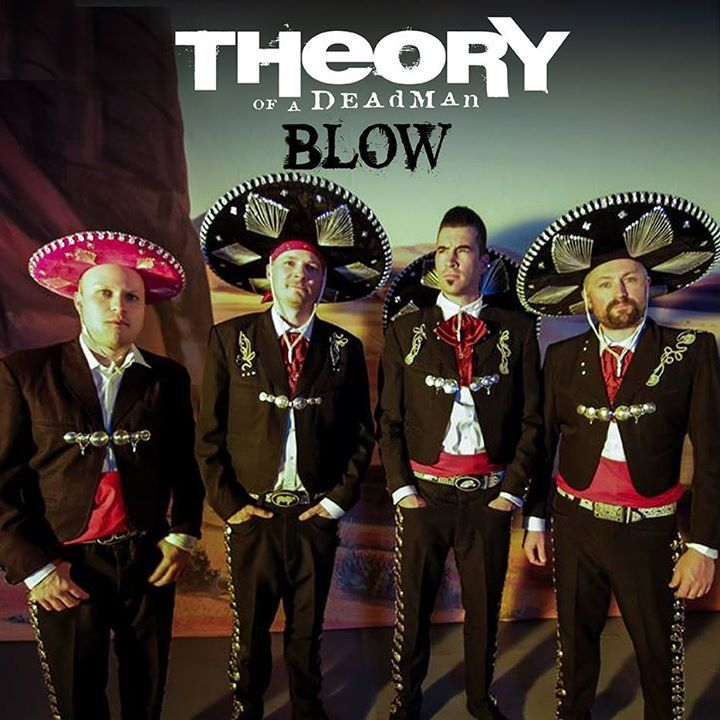 Theory of a Deadman Tour Dates