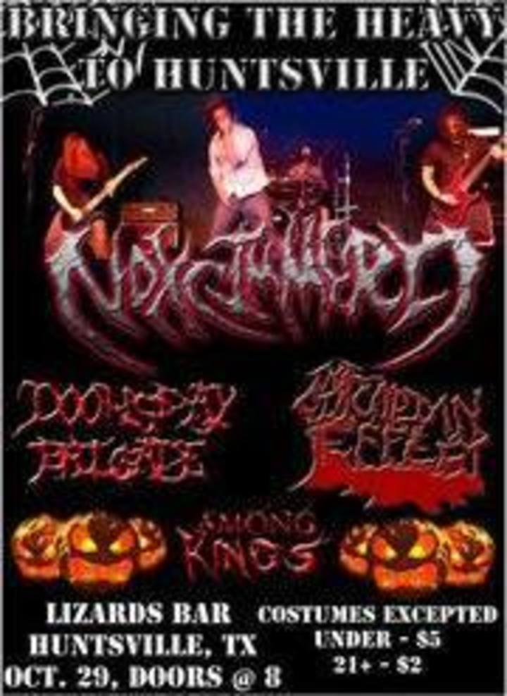 Nox Cimmerii Tour Dates