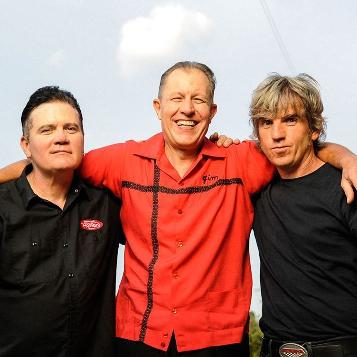 Reverend Horton Heat @ Avenida Houston Plaza - Houston, TX