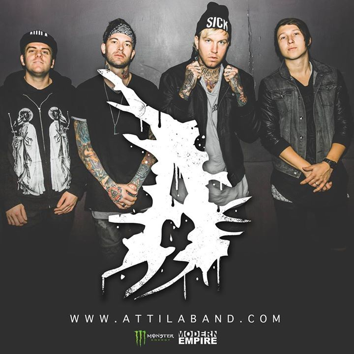 Attila @ Reliant Park Main St Yellow Lot - Houston, TX