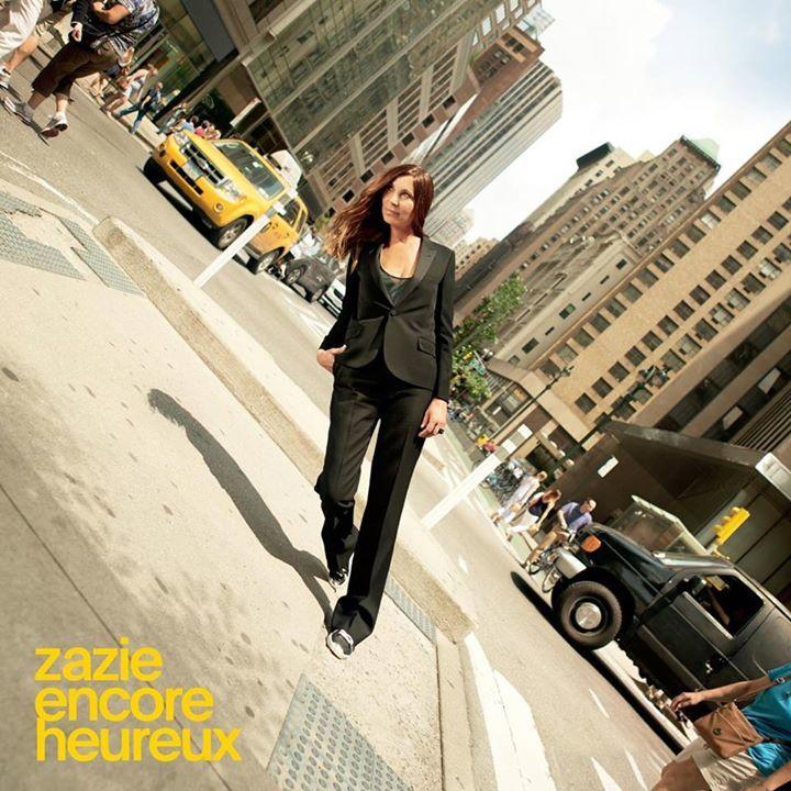 Zazie Tour Dates
