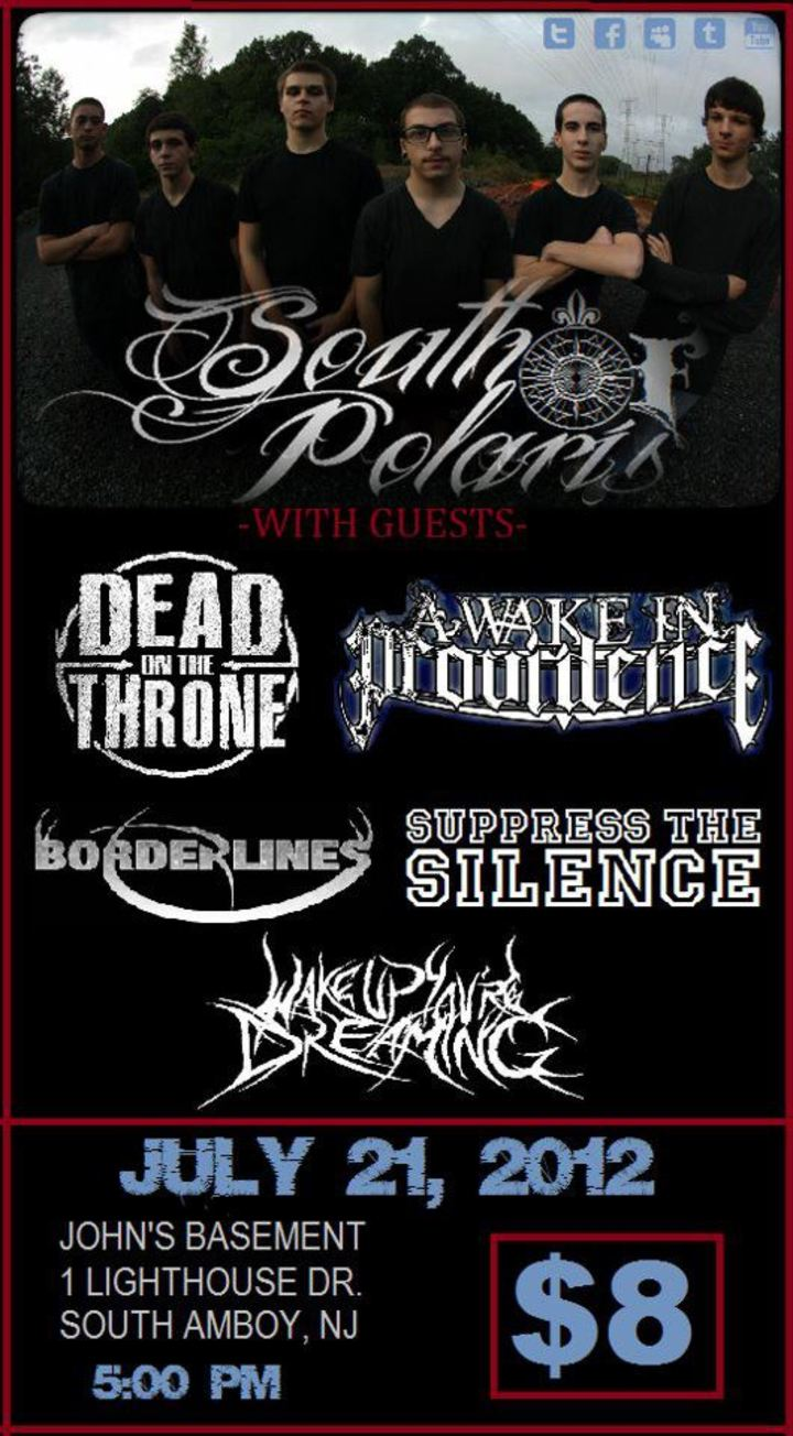South Of Polaris Tour Dates