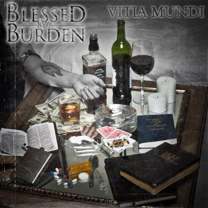 Blessed By A Burden Tour Dates