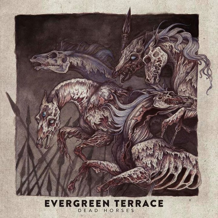 Evergreen Terrace Tour Dates