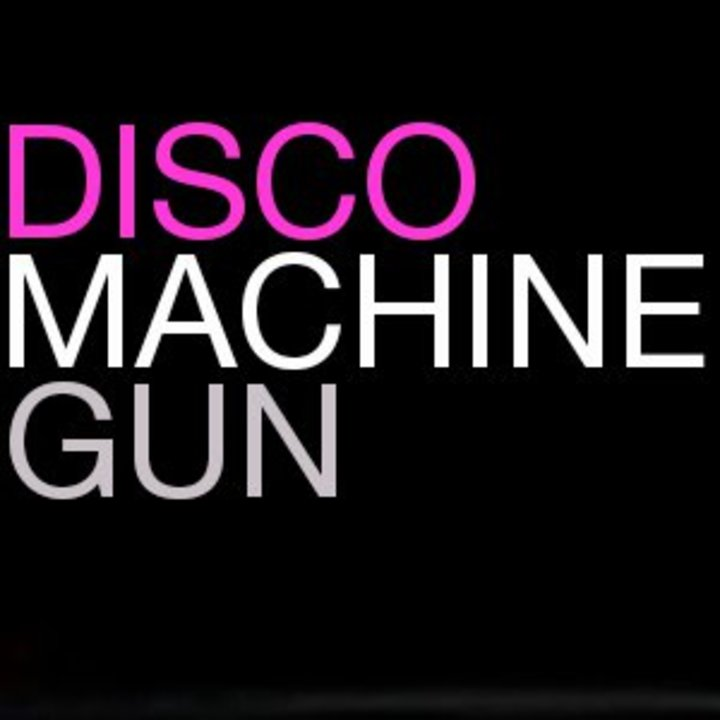 Disco Machine Gun Tour Dates