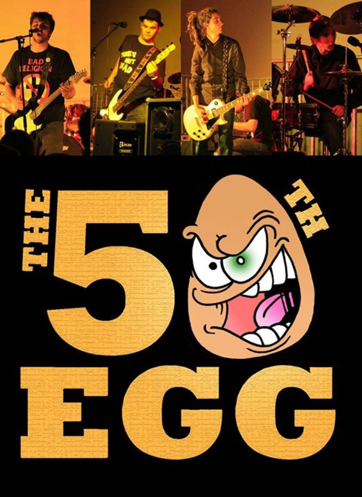 The Fiftieth Egg Tour Dates