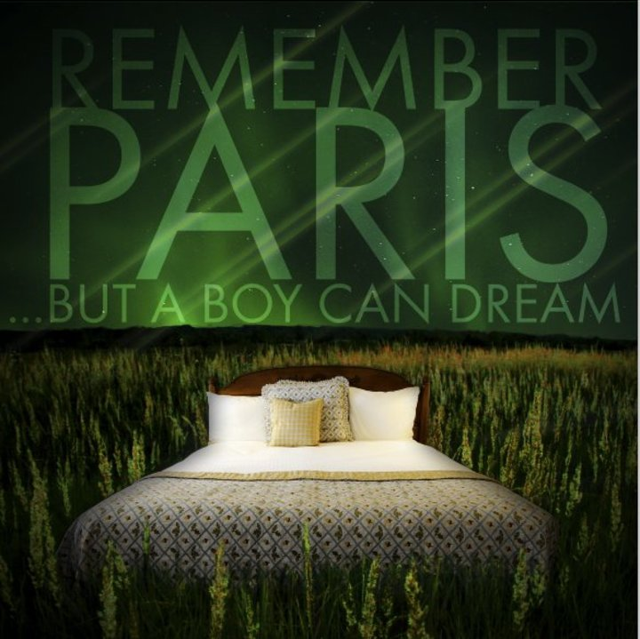Remember Paris Tour Dates