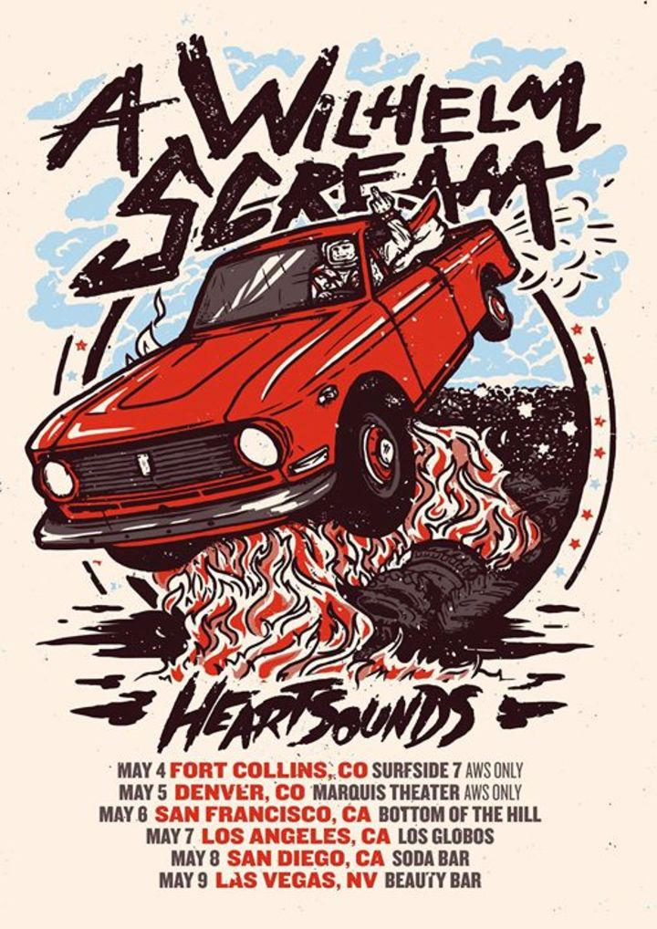 Heartsounds Tour Dates