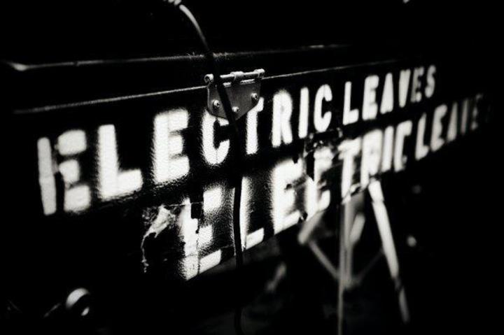 Electric Leaves Tour Dates