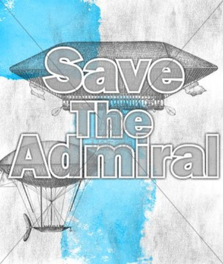 Save The Admiral Tour Dates