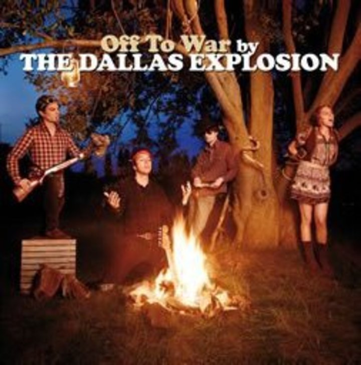 the Dallas Explosion Tour Dates