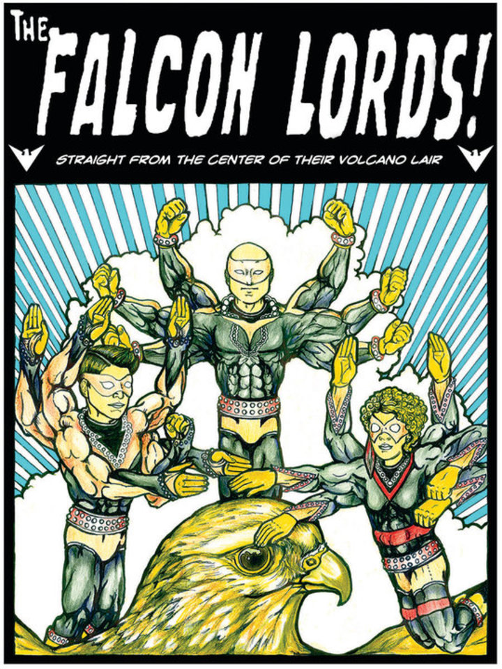 The Falcon Lords Tour Dates