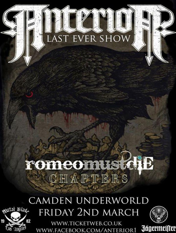 Anterior Tour Dates