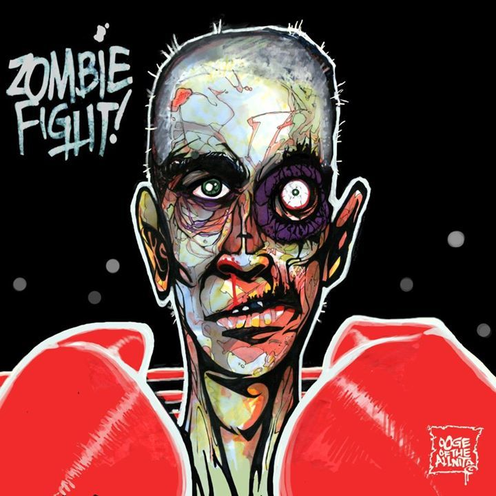 Zombie Fight Tour Dates