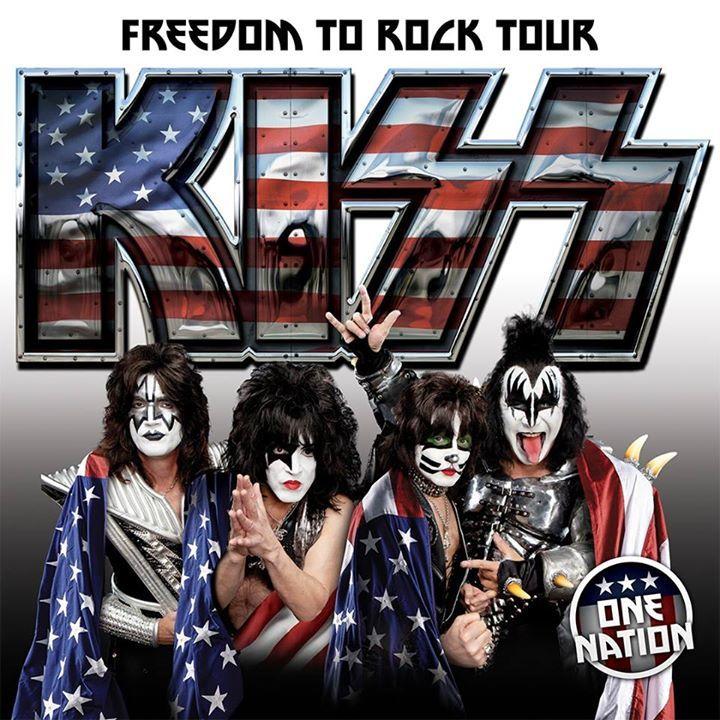 Kiss @ Amway Center - Orlando, FL