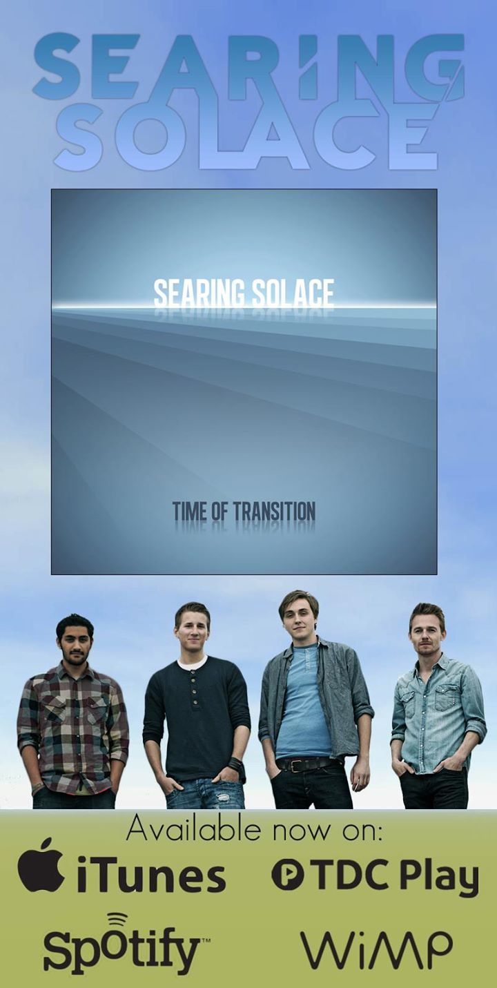 Searing Solace Tour Dates