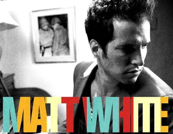 Matt White @ Motorco Music Hall - Durham, NC
