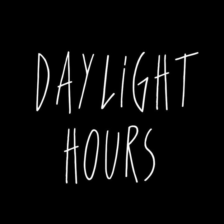 Daylight Hours Tour Dates