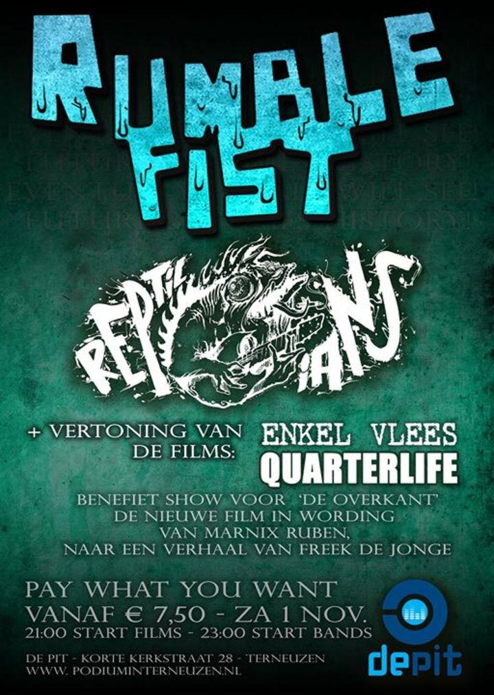 Rumble Fist Tour Dates