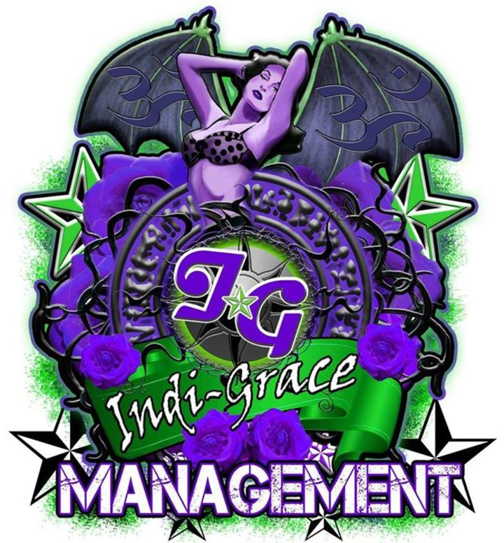 Indi-Grace Promotions Tour Dates