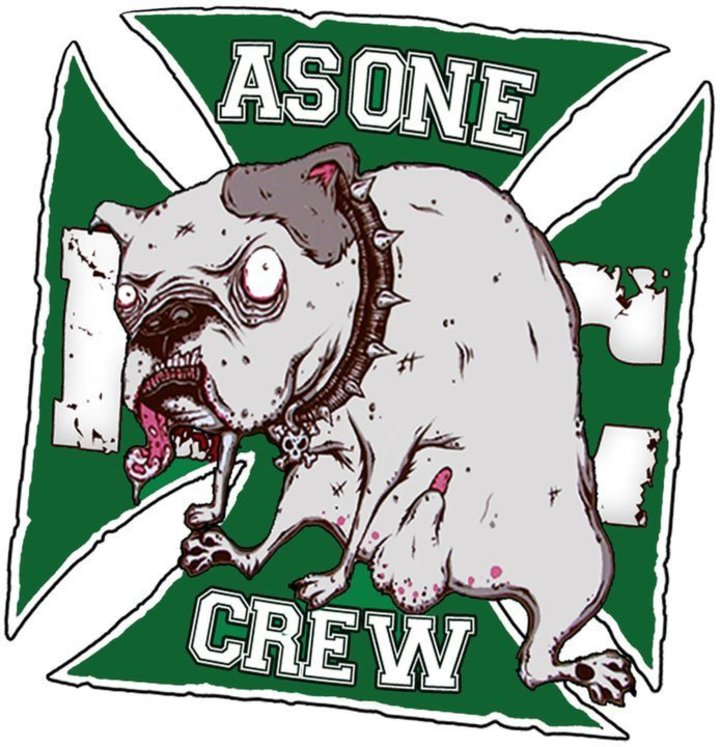 AS ONE CREW Records and Booking Tour Dates