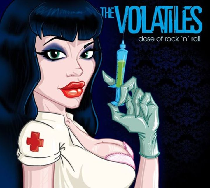 The Volatiles Tour Dates