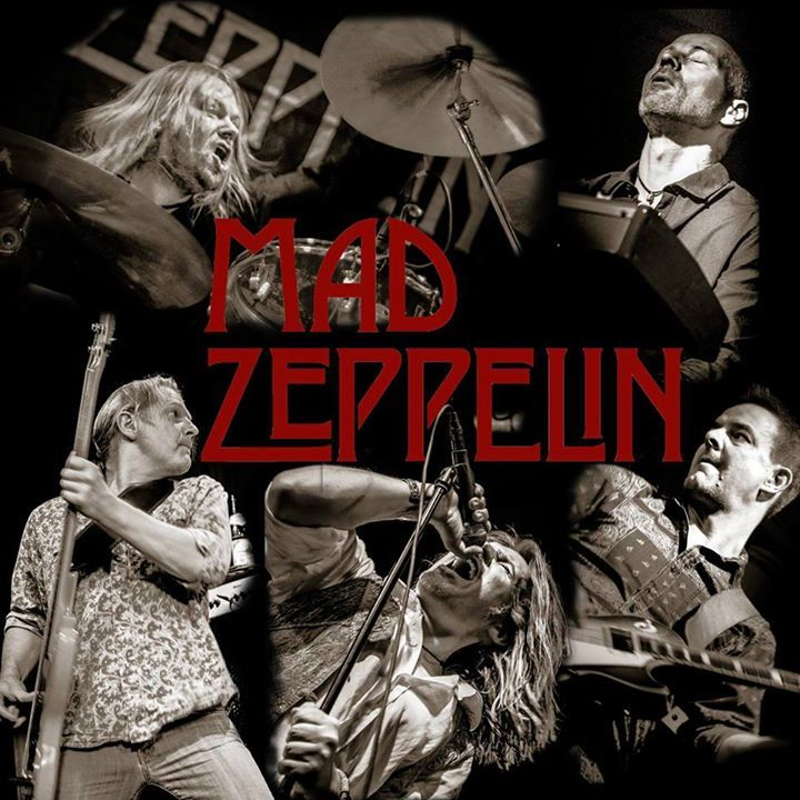 MAD ZEPPELIN - a tribute to Led Zeppelin Tour Dates