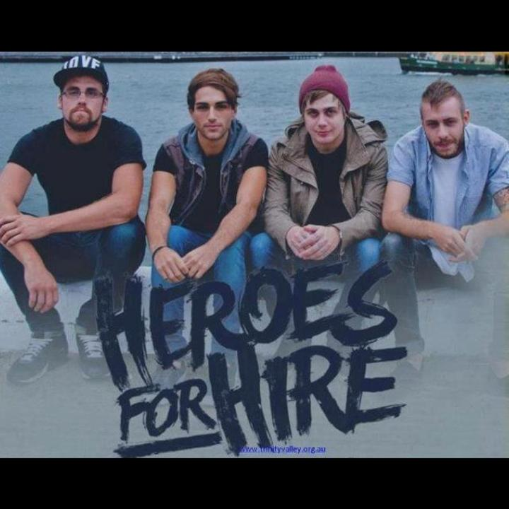 Heroes for Hire Tour Dates